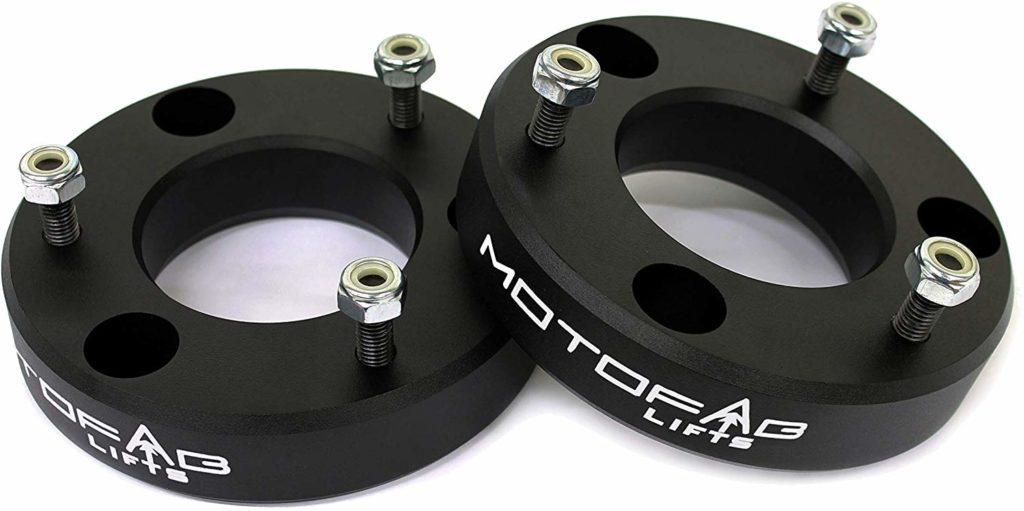 motofab f150 leveling kit