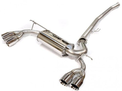 Tanabe Medallion Touring exhaust