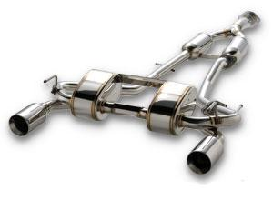 HKS Exhaust for 370z