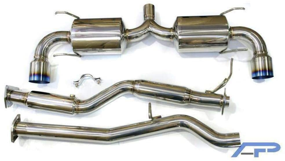 Agency Power exhaust mazda rx8