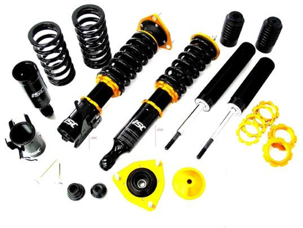 ISC Suspension N1 genesis coupe Coilovers