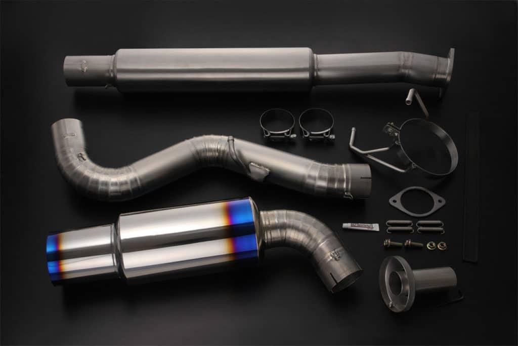 Tomei Expreme Titanium Type-80 BRZ FRS 86
